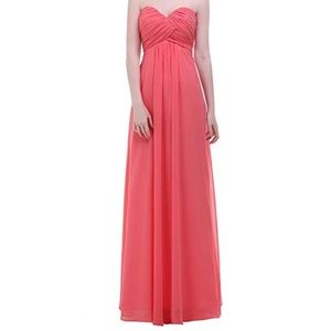 Dresses & Skirts - Esvor Sweetheart Chiffon Gown - Bridesmaid, Prom